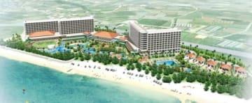 72bff66fb825 沖縄リゾート(糸満市、有田信行社長、山下鉄也社長)は糸満市の名城ビーチでホテルやプール、チャペルを備えたリゾート施設を建設する。那覇空港から車で20分の好  ...