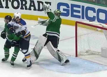 Blues beat Stars 2-1 in playoffs Game 3 2019