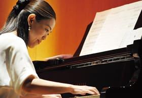 新作CDを記念し開いた太田亜紀子さんのコンサート