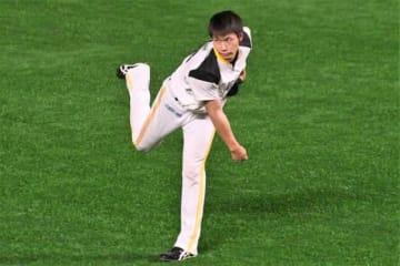 ソフトバンク・武田翔太【写真:藤浦一都】