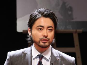 山田孝之さん(写真は2017年12月撮影)