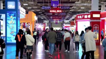 杭州市で漫画とアニメのフェスティバル ディズニーも初出展