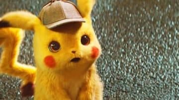 映画「名探偵ピカチュウ」の一場面 (C)2019 Legendary and Warner Bros. Entertainment, Inc. All Rights Reserved. (C)2019 Pokemon.