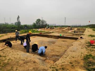 「引江済淮」水利事業で新たに8カ所の文化財発見 安徽省