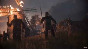 中世アクションADV『A Plague Tale: Innocence』新ゲームプレイトレイラー公開―様々なものから逃げ、生き延びろ