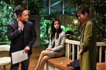 連続ドラマ「インハンド」第4話の場面写真 (C)TBS