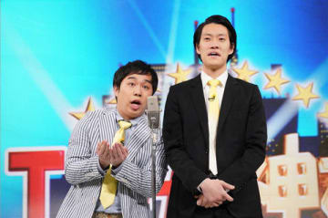 特番「エンタの神様 大爆笑の最強ネタ大大連発SP」の場面写真 =日本テレビ提供