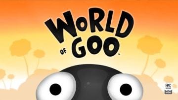 名作パズルゲーム『World of Goo』Epic Gamesストアにて期間限定無料配信スタート