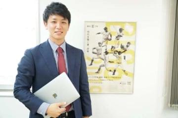 「BIG6.TV」や「teams」など野球事業を手掛けるSPOLABoの北田純さん【写真:編集部】