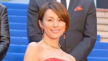 映画「アベンジャーズ/エンドゲーム」のスペシャルスクリーニングに登場した米倉涼子さん