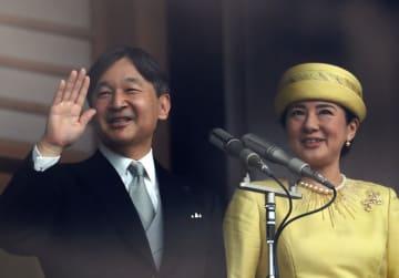 天皇皇后両陛下(写真:ロイター/アフロ)