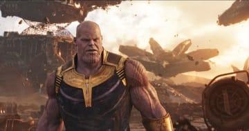 「アベンジャーズ/インフィニティ・ウォー」は宇宙の魔人サノスの完全勝利で幕を閉じた。