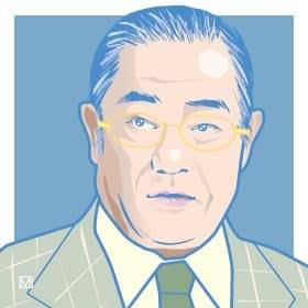 令和初の「アッパレ!」を出した張本勲氏(イラスト)