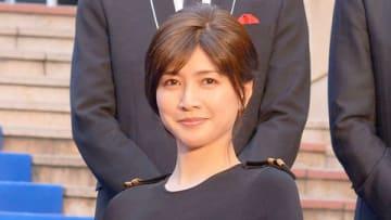 映画「アベンジャーズ/エンドゲーム」のスペシャルスクリーニングに登場した内田有紀さん