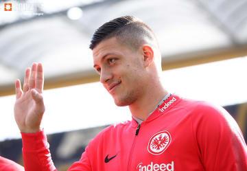 ヨビッチのレアル移籍をフランクフルトSDが否定