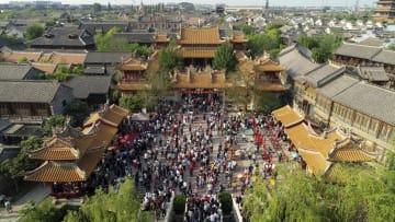 メーデー連休中の中国国内観光客、1億9千万人超に