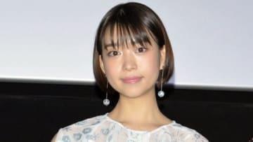名古屋市内で開催された映画「映画 賭ケグルイ」の公開記念舞台あいさつに登場した森川葵さん