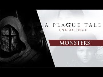 逃避アクションADV『A Plague Tale: Innocence』の新トレイラー「Monsters」公開―本当の魔物の正体とは