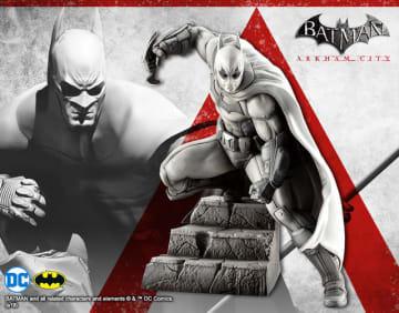 『バットマン:アーカム』シリーズ10周年記念フィギュア登場!衝撃を与えたホワイトカラーVer.でリペイント