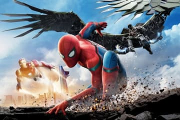 (C) 2017 Columbia Pictures Industries, Inc. and LSC Film Corporation. All Rights Reserved.  MARVEL and all related character names: (C) & TM 2019 MARVEL.