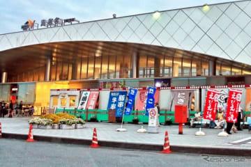 東名高速全線開通50周年、SA 6か所で記念イベント開催 5月25・26日