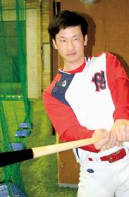 チームの主軸を担う打者を目指す永森