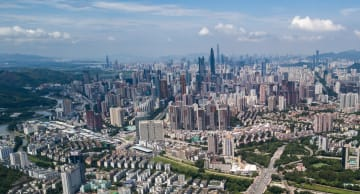 深圳、年内に5G基地局7千カ所設置へ