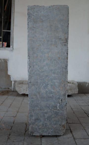 河北省で500年前の香亭の石柱発見 明代の地方志研究に手掛かり