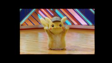 映画「名探偵ピカチュウ」全編が流出かと思いきや「おや!?映像のようすが…」―キュートなダンス動画でした