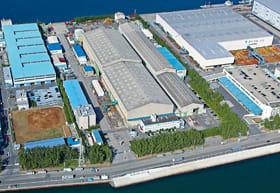 1976年に操業を開始した市川工場=月島機械提供