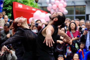 世界11カ国の演劇作品が集結 上海で演劇の祭典開催