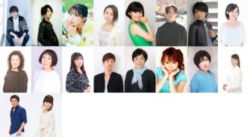 「デジフェス2019」出演者(C)本郷あきよし・東映アニメーション