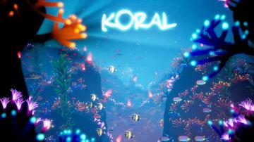 海洋アクションADV『Koral』サンゴ礁のきらびやかなゲームプレイトレイラー公開