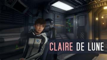 SF一人称視点パズルADV『Claire de Lune』発表!不時着した惑星で娘を探せ
