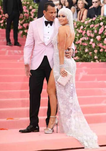 Headline : met gala 2019 NY Caption : The 2019 Met Gala Celebrating Camp: Notes On Fashion at The Metropolitan Museum of Art on May 6, 2019 in New York City. PersonInImage : Jennifer Lopez Credit : Andres Otero/WENN.com