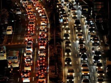 高齢者の運転による人身事故が増加