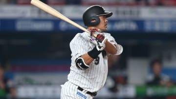 今季限りでの現役引退を発表している福浦和也内野手