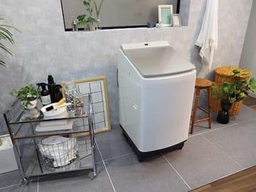 縦型洗濯乾燥機「NA-FW100K7」