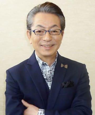 「監督3本目はどうなりますか…」と話す水谷豊=神戸市内のホテル