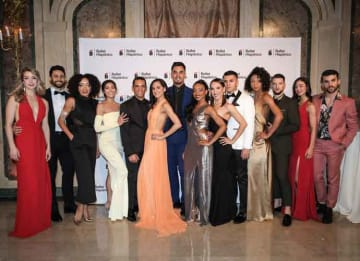 Ballet Hispanico Gala Raises $1.2 Million For Dance Pro