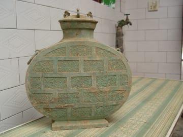 戦国時代の「美酒」が里帰り 中国最古の酒、鑑定終え地元へ返還