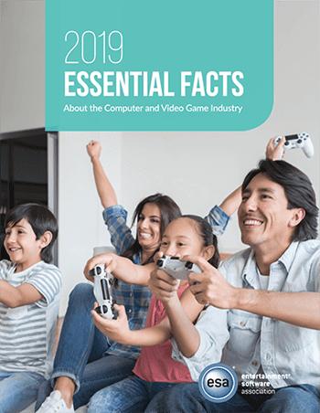 アメリカの成人の65%がビデオゲームをプレイしていることが明らかにーESA報告