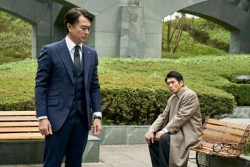 ドラマ「ミラー・ツインズ Season1」の第6話の一場面=東海テレビ提供