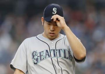 シアトル・マリナーズの菊池雄星投手(写真:AP/アフロ)