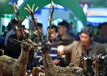 第7回中国特色商品博覧交易会が開幕 河南省三門峡市