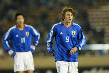 サッカー日本代表(U23)2004年 カレン・ロバート 写真:YUTAKA/アフロスポーツ横浜Fマリノス