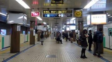 札幌市営地下鉄に、五輪ゆかりの名曲が(Chuoterminal02さん撮影、Wikimedia Commonsより)