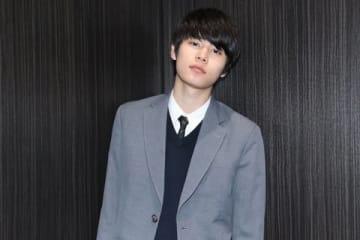 連続ドラマ「電影少女 -VIDEO GIRL MAI 2019-」に主人公の一人、叶野健人役で出演中の萩原利久さん