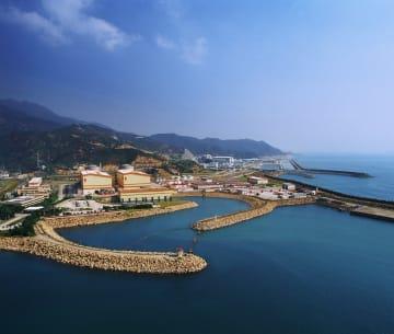 大亜湾原子力発電所、25年で香港に約2500億キロワット時供給