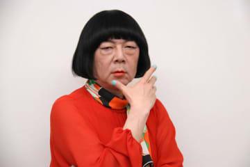 連続ドラマ「俺のスカート、どこ行った?」で主演を務める古田新太さん